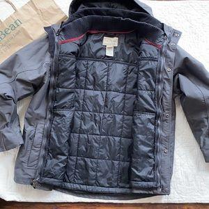 LL Bean Winter Jacket